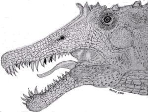 Meet Suzie The Spinosaurus